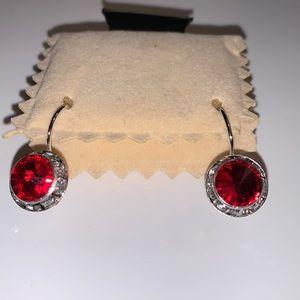 Pierced fashion earrings